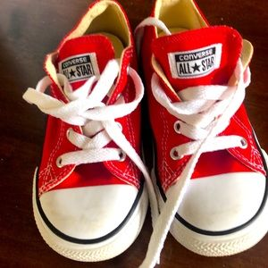 Two pairs of Toddler shoes Size 7 and 9